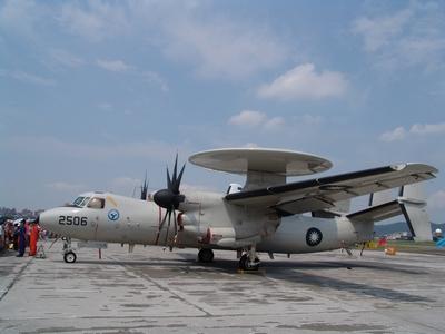 E-2K 鷹眼2000E 早期空中預警機