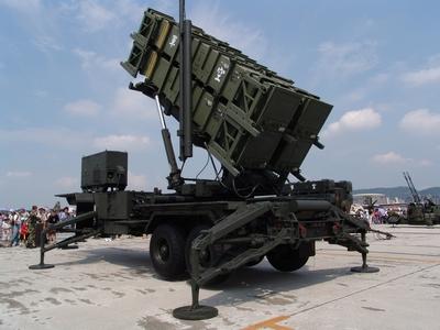 愛國者防空飛彈系統