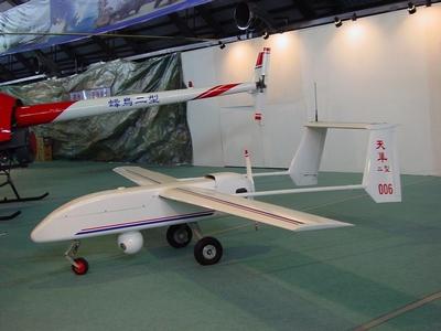 天隼二型無人飛行載具 UAV