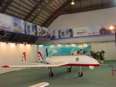 中翔二型無人飛行載具 UAV