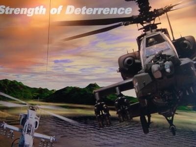 AH-64D 長弓阿帕契攻擊直升機