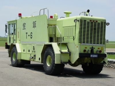 T-6 消防車