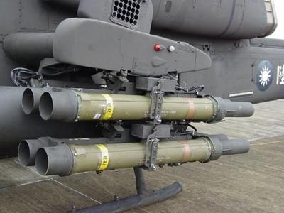 拖式反裝甲飛彈 TOW