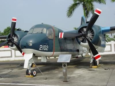 S-2A 追蹤者式反潛巡邏機