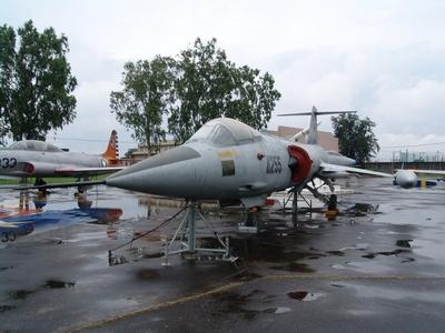 F-104A 星式戰鬥攔截機