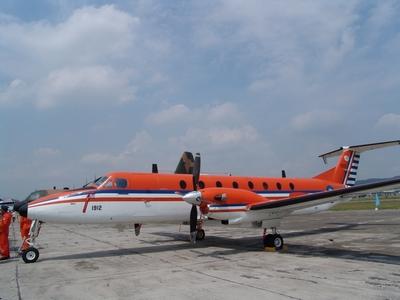 EBH-1900C 航測機