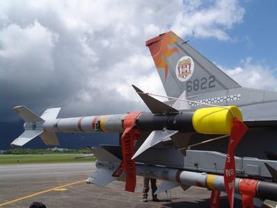 AIM-9M 響尾蛇短程空對空飛彈