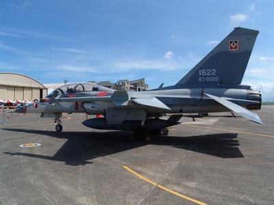 F-CK-1B 經國號戰鬥教練機