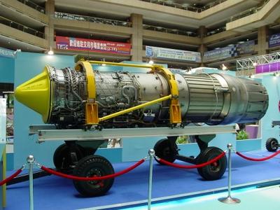 F-100-PW-220E型渦輪扇噴射發動機