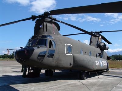 CH-47SD 運輸直升機