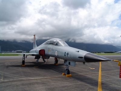 F-5E/F 老虎二型戰鬥機  Tiger2