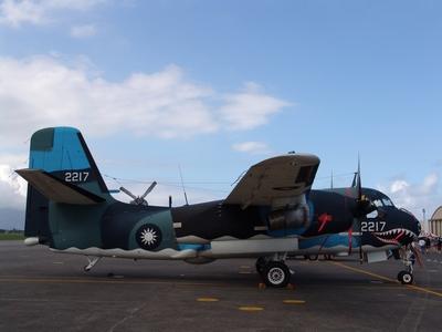 S-2T 渦輪追蹤者式反潛巡邏機