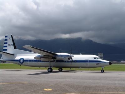 福克50 行政專機  Fokker 50