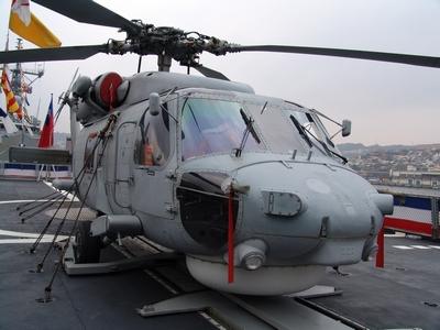 S-70C(M)-1/2 反潛直升機 Sea Hawk