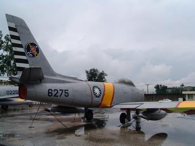 F-86F 軍刀式噴射戰鬥機 Sabre