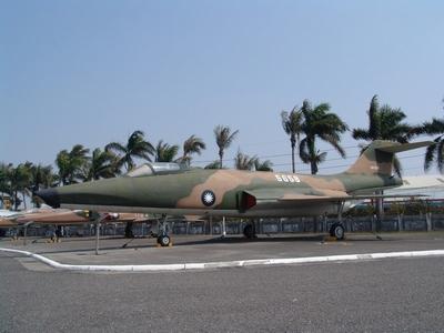 RF-101A 巫毒式戰鬥偵察機  Voodoo