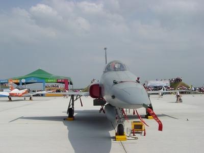 F-5E 中正號戰鬥機 Tiger2
