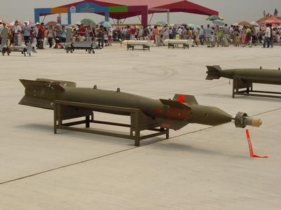 GBU-12E/B型 500磅雷射導引炸彈