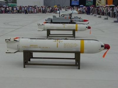 CBU-20型 石眼式子母彈(集束炸彈)