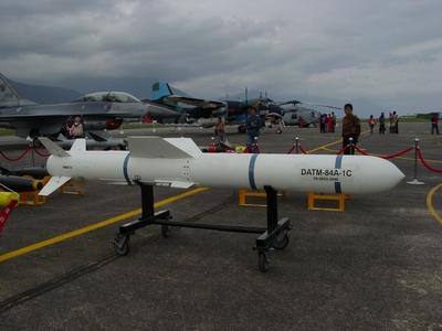 AGM-84G 魚叉反艦飛彈