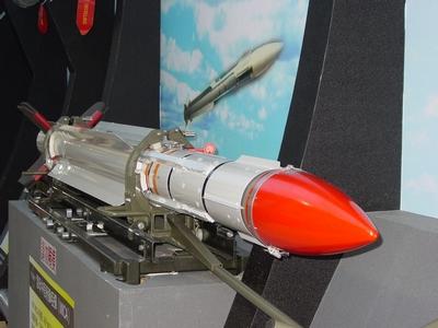 MICA 雲母中程空對空飛彈