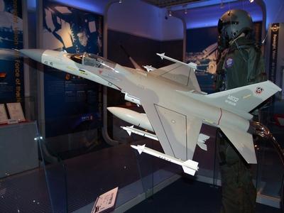 F-CK-1A/B 經國號戰鬥機 IDF
