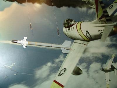 AIM-9B 響尾蛇短程空對空飛彈