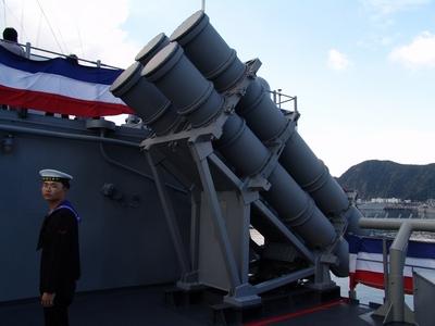 艦射型魚叉反艦飛彈