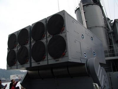 Mk16型8聯裝發射器