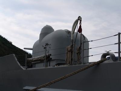 Mk42型127公厘艦砲