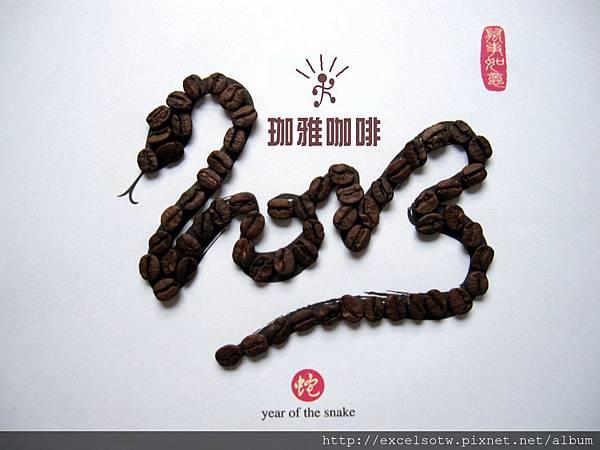 2013金蛇年