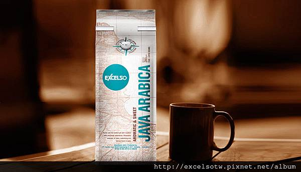 2014 Java 爪哇咖啡豆