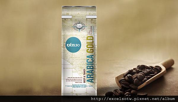 New Arabica gold