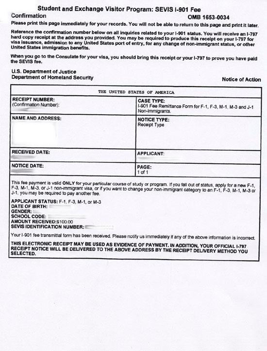 I-901 Sample Receipt - 2006 copy rev