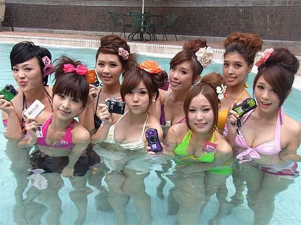 2012台北世貿3C展-辣妹正妹Show Girl活動圖片