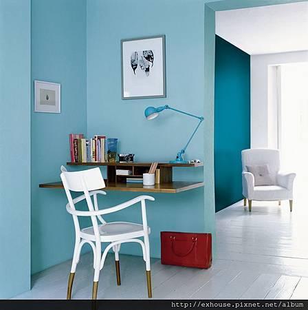 完美用色,創造不同的風格感受 @ 漂亮家居雜誌 :: 痞客邦