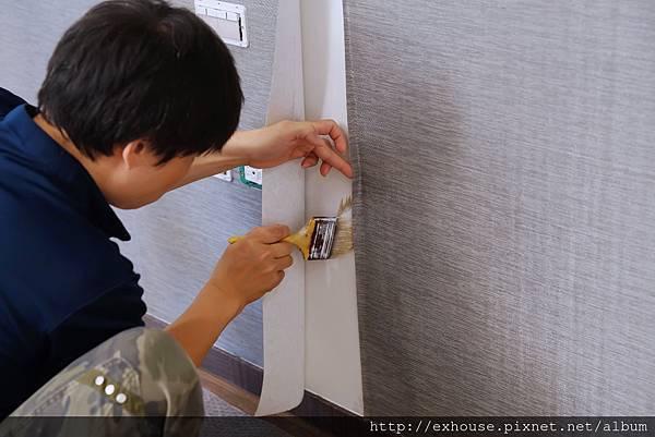 壁紙要貼平整的功夫到底是什麼?