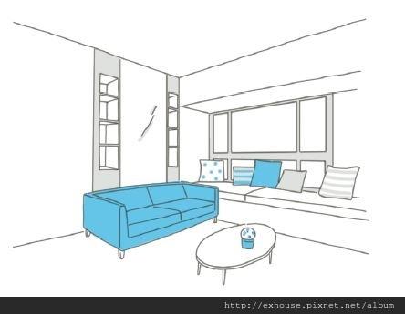 不用施工,家也能變大??用家具展現家的空間!!