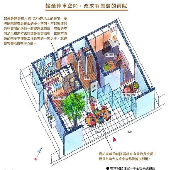 日本設計告訴你,前院設計應該這樣