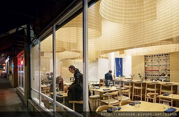 隈研吾的餐廳設計學