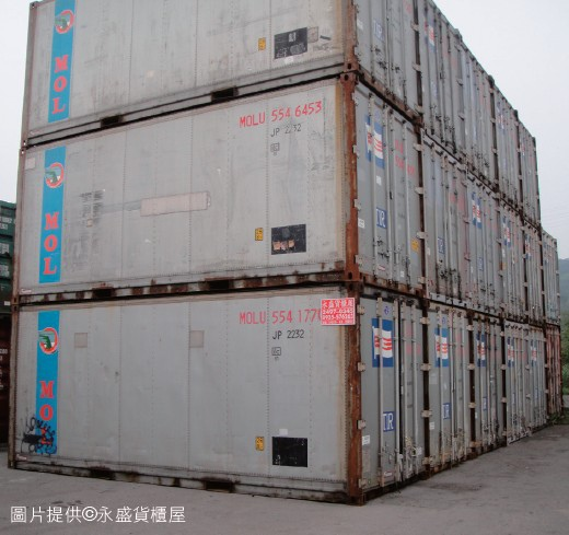 貨櫃屋創業指南!貨櫃種類、價格詳細解析