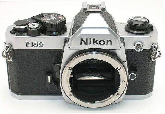 Nikon 一代銘機 FM2