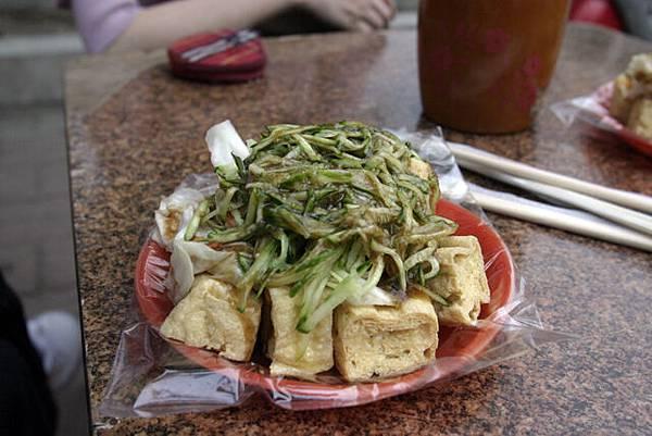 看起來超好吃的臭豆腐