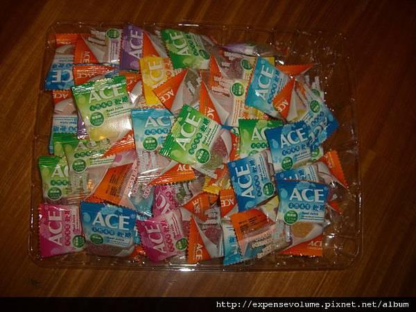宜果國際公司 ACE全素軟糖 (3)