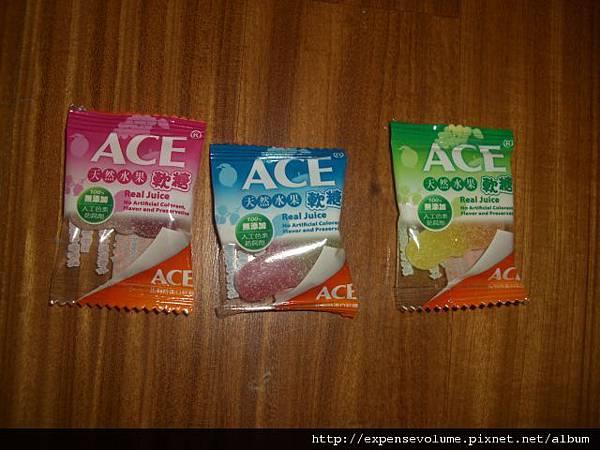 宜果國際公司 ACE全素軟糖 (4)