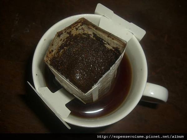 zero coffee 濾泡式咖啡 (3).JPG