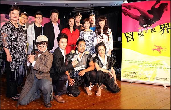 2013臺北藝術節5月28日正式啟售_鄧惠恩攝影