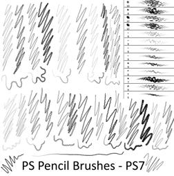 PencilBrushes