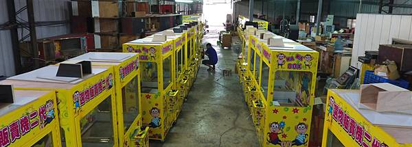 推薦娃娃機工廠夾娃娃機出租創業