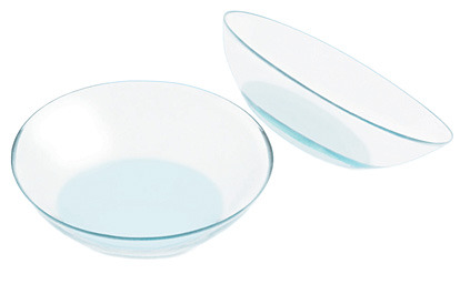 ortho-k-contact-lens